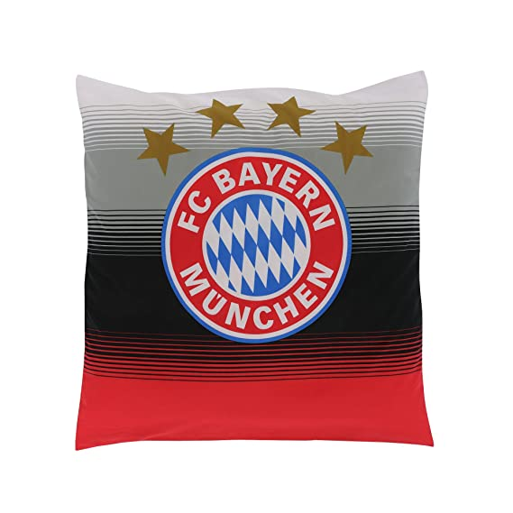 Fc Bayern München Bettwäsche Fan 135 X 200cm Amazonde Sport
