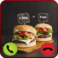 Call From Free Burger - Free Burger Calling You