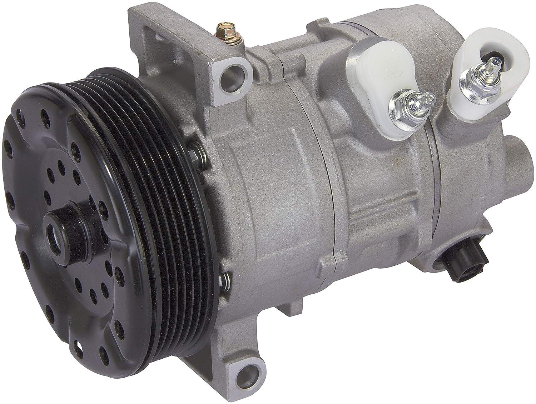 Spectra Premium 0610288 Compresor De Aire Acondicionado: Amazon.es: Coche y moto