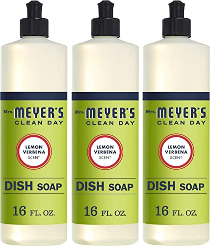Mrs Meyers Liquid Dish Soap