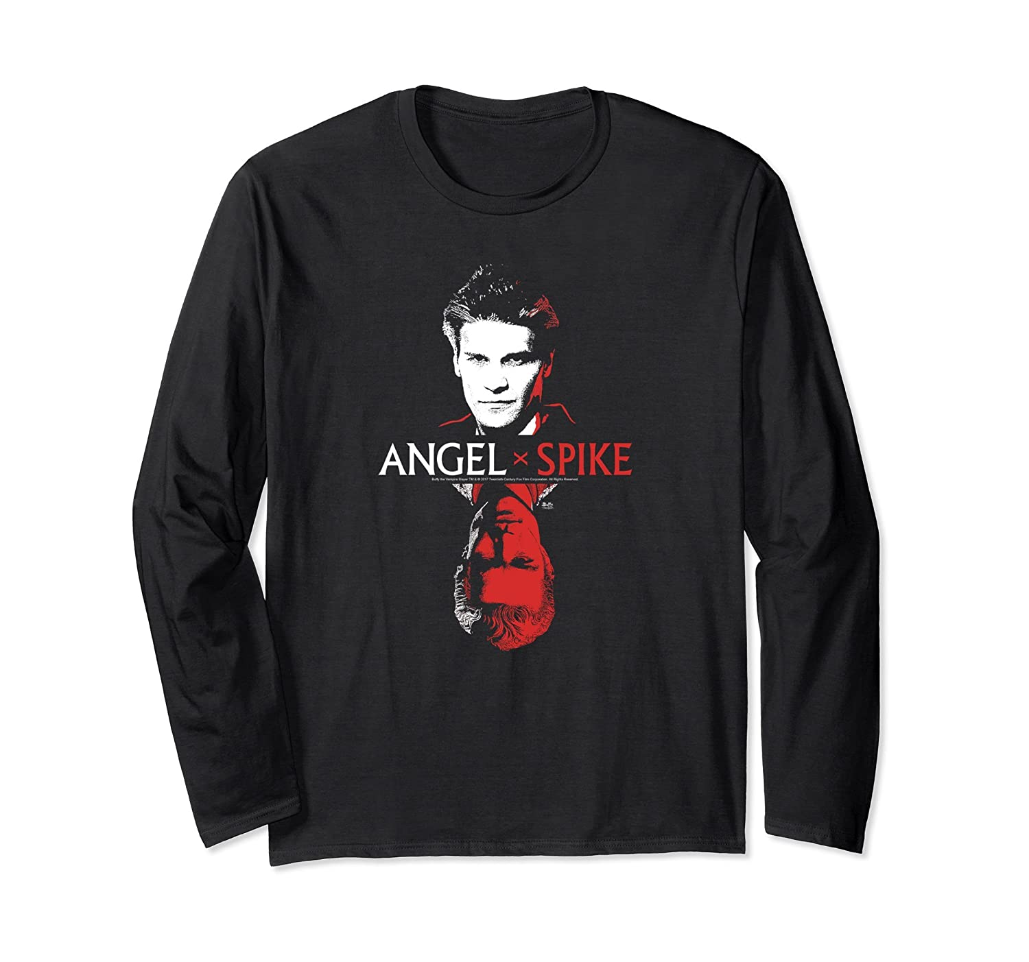 Buffy the Vampire Slayer Face To Face Angel Spike-mt
