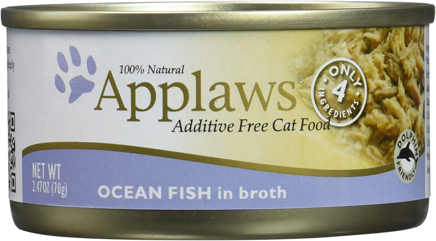 Applaws Ocean Fish Canned Cat Food Topper