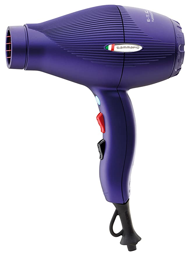 Gamma Piu E-Tc Light - Secador 2100W, color purpura: Amazon.es: Salud y cuidado personal