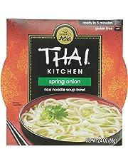 THAI KITCHEN Thai Spring Onion Noodle Soup Bowl, 68 Gram