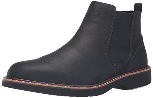 Ecco Ian Chukka Boot Black Buy Online At Low Prices In India
