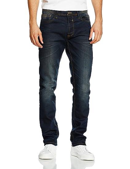 Blend Men's Noos Twister Fit Jeans, Blue-Blau (Denim Middle Blue 76201)