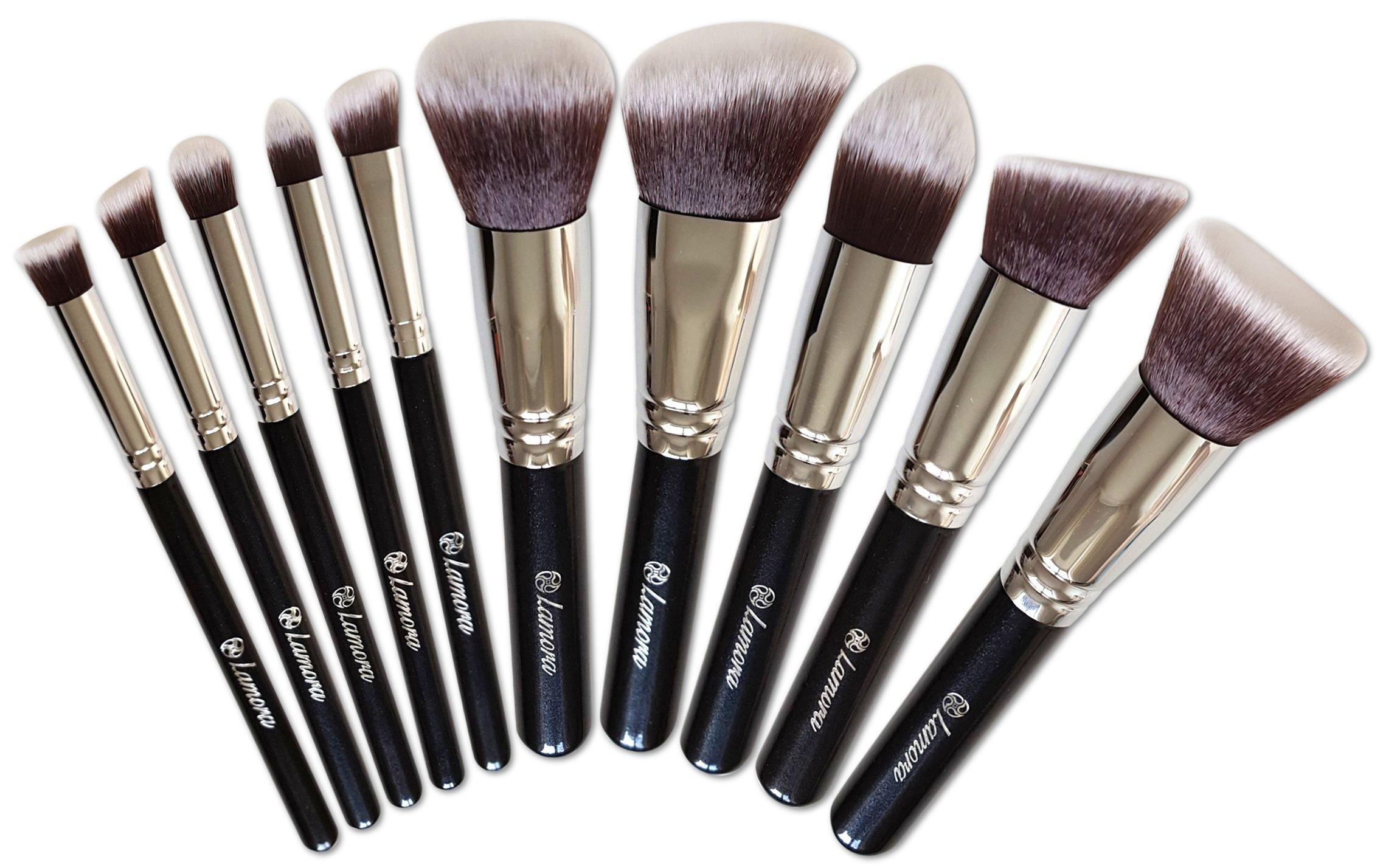 makeup eye brush set eyeshadow eyeliner. Black Bedroom Furniture Sets. Home Design Ideas