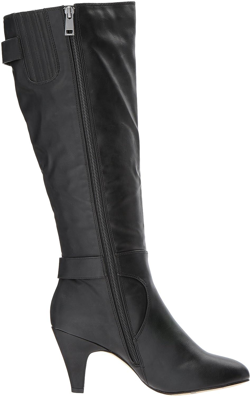 Bella Vita Women's Toni Ii Plus Harness Boot B073NPX8B3 8.5 2W US|Black