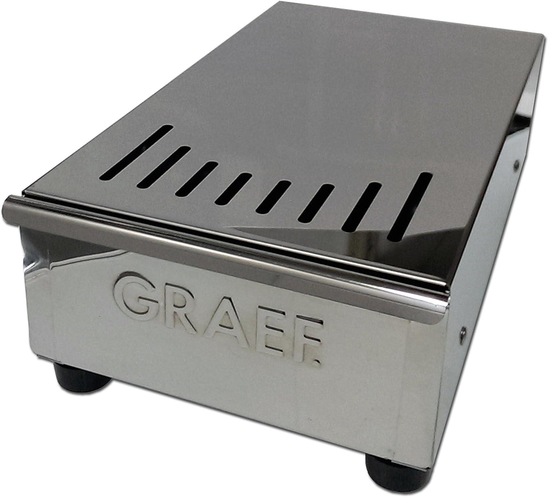 en acier inoxydable poli ultra brillant Graef 146446/sudsc Hubpulito Charge
