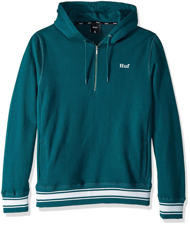 S HUF, Sweat relay french terry hood, Jade