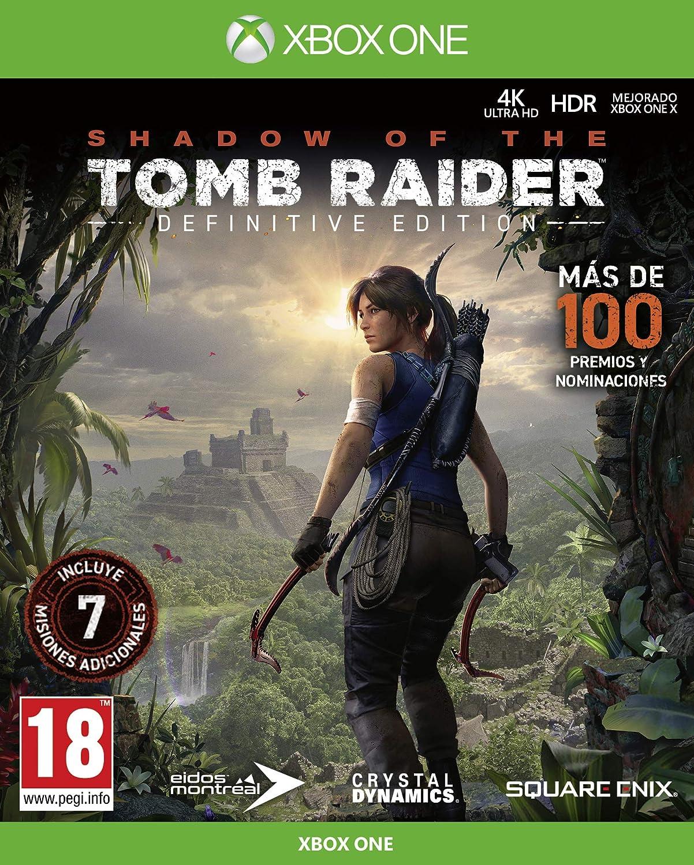 Shadow of The Tomb Raider Definitive Edition: Amazon.es: Videojuegos