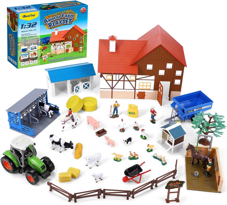 Animal Farm Playset