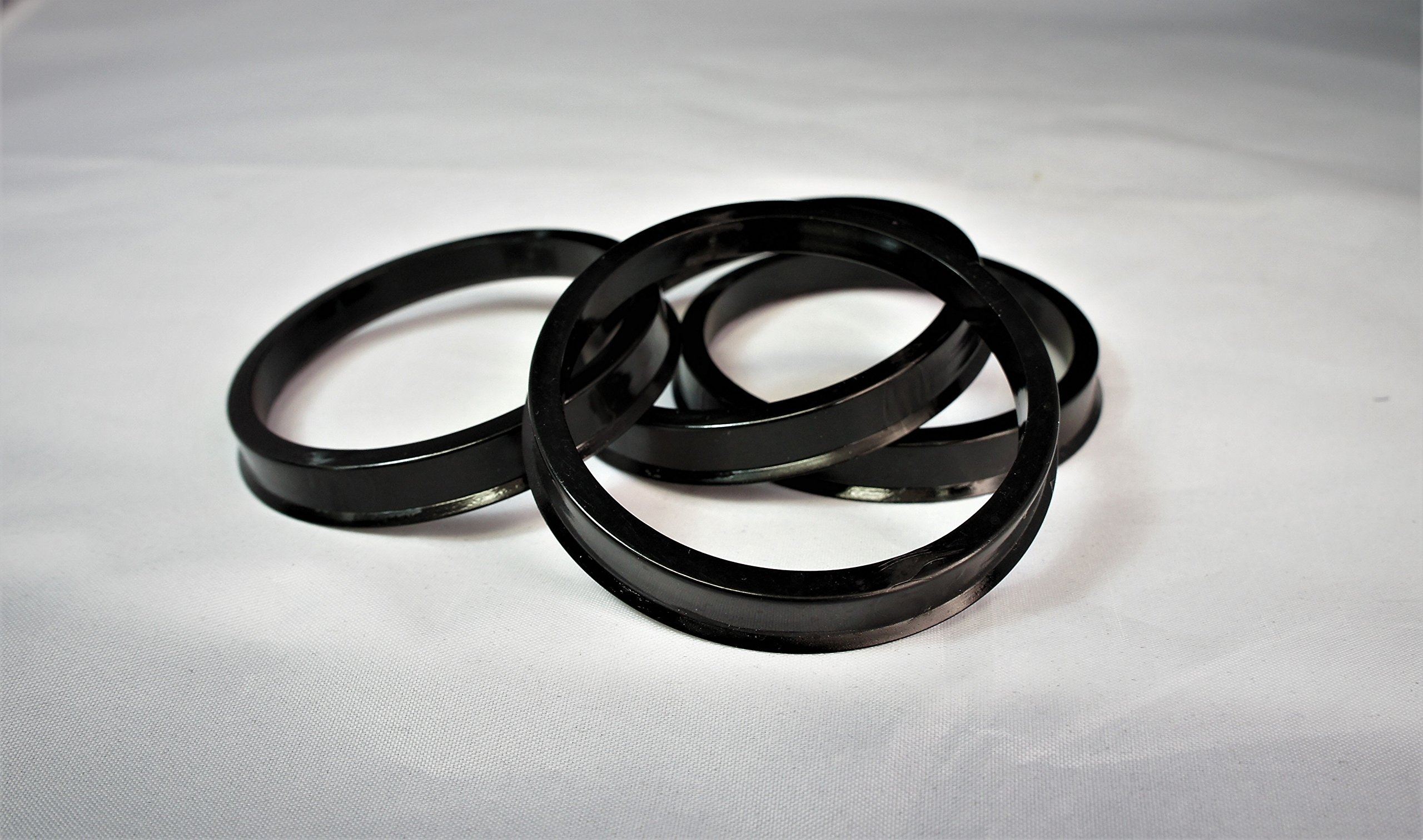 Customadeonly (4) Hub Centric Rings 64.1mm (Wheel) to 60.1mm (Hub) | Hubcentric 60.1 to 64.1