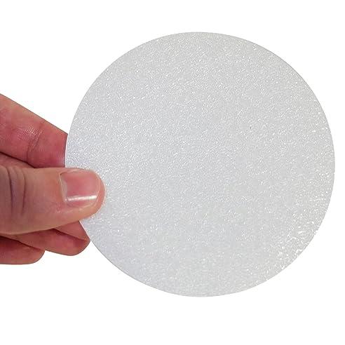 HAFTPLUS Anti Rutsch Sticker 10 Stück / Antirutschsticker Dusche ...