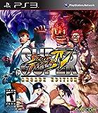 Super Street Fighter IV - Arcade Edition (PS3)