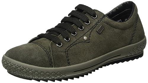 a4219c3b8bc380 Rieker Damen M6104 Sneakers  Amazon.de  Schuhe   Handtaschen