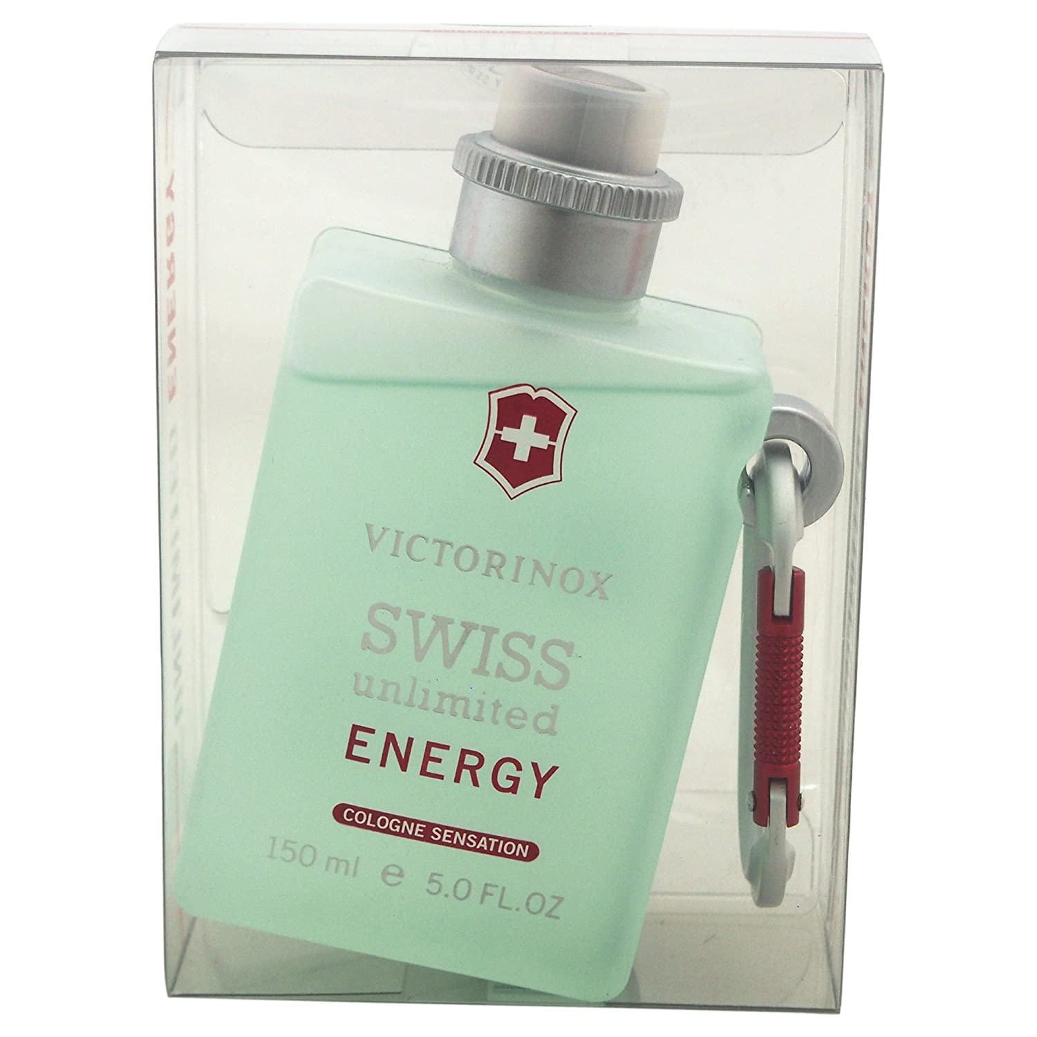 Victorinox Swiss Unlimited Energy By Victorinox Cologne Spray 5 Oz P40548
