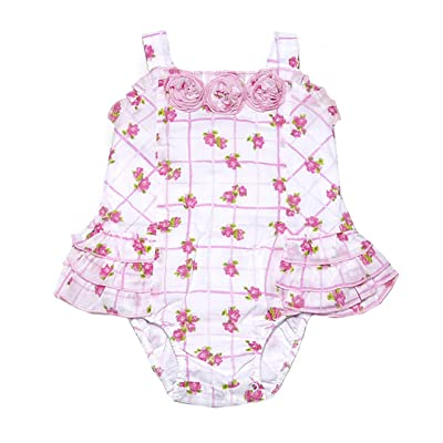 Baby Biscotti Infant and Toddler Rosie Baby Sun Suit