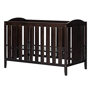 South Shore Furniture Crib And Toddler Bed Espresso