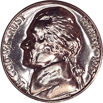 2009 P Jefferson Nickel BRILLIANT UNCIRCULATED