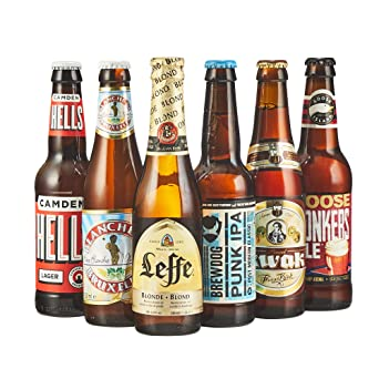 Beer Hawk Craft Beer Favourites Selection - 6 Beer Mixed Case Gift ... c1babd37d