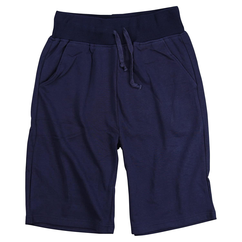 UB Apparel & Gear Men's Sweat Style Long Athletic Shorts