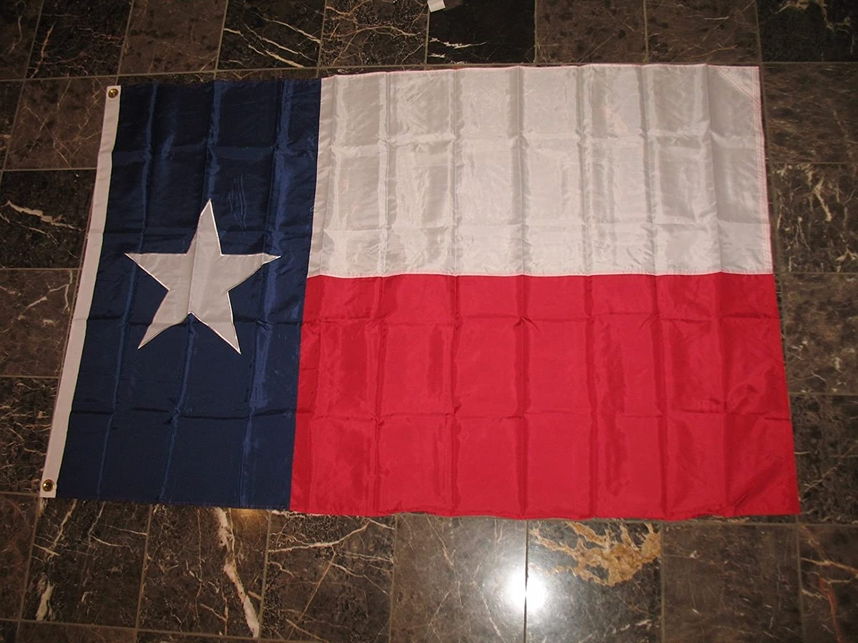 海外ブランド  5 x B01N48BUJE 'バナーStar 8刺繍縫製状態のテキサスSolarMaxナイロンフラグ5 x ' x8 'バナーStar B01N48BUJE, 福崎町:f258b262 --- kiddyfox.in