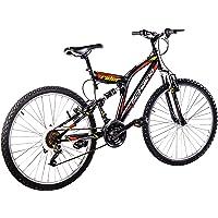 F.lli Schiano Rider Shimano Bici Biammortizzata 18 velocità