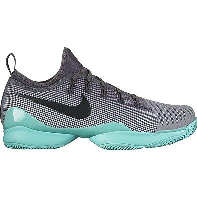 Nike Men\u0027s Air Zoom Ultra React Tennis Shoe (9.5, Dark Grey/Black-