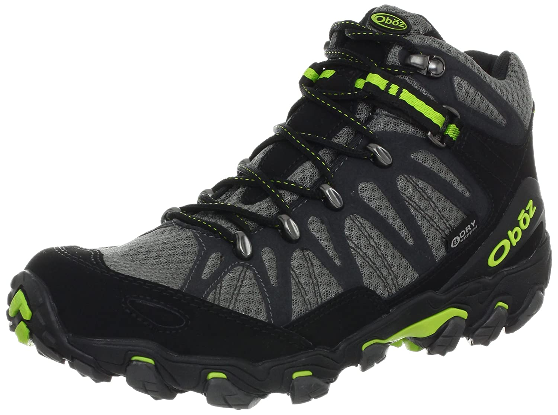 f8db64e2fd1 Oboz Men's Traverse Mid BDry Hiking Boot: Amazon.ca: Sports & Outdoors