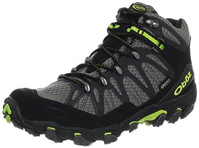 8f563cf406c Oboz Men's Traverse Mid BDry Hiking Boot, Dark Shadow, 10 M US: Buy ...