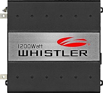 new Whistler XP1200i XP Series 1,200-Watt-Continuous Power Inverter
