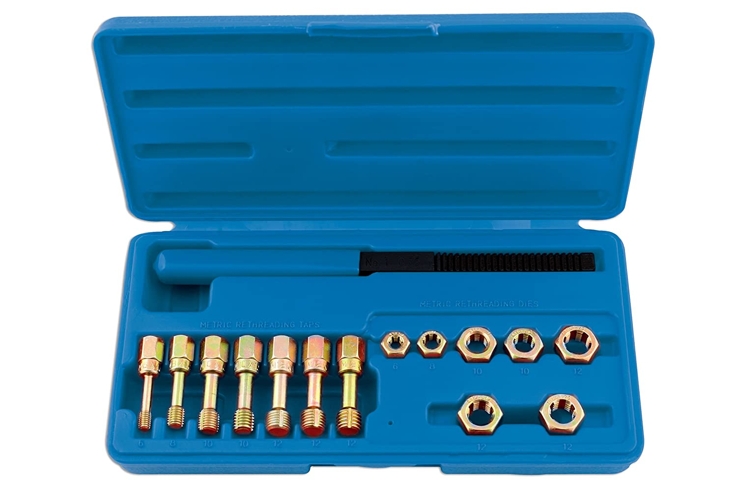Laser 5555 Metric Thread Repair Kit The Tool Connection Ltd.