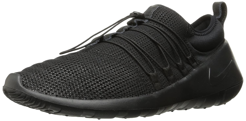 NIKE Men's Payaa Prem Qs Running Shoe B01B9B1XSQ 10 D(M) US Black / Black