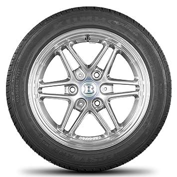 15 pulgadas brabus Llantas Smart 451 Cabrio Coupe Llantas Verano ruedas Fourtwo: Amazon.es: Coche y moto