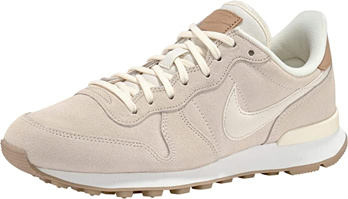 Nike Internationalist Sneakers Damen Elfenbein (Pale Ivory)