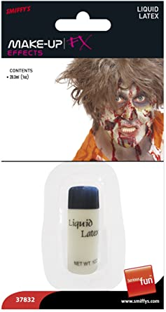 Smiffy\'s Liquid Latex, 1 oz: Smiffys: Amazon.co.uk: Toys & Games