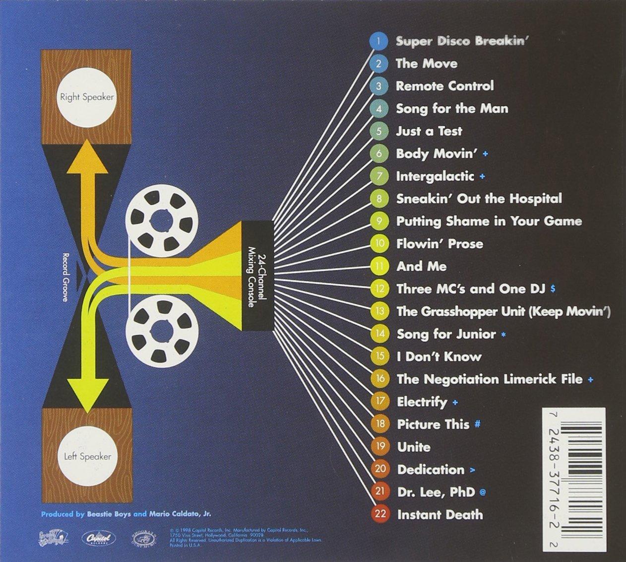 Hello Nasty: Beastie Boys: Amazon.es: Música