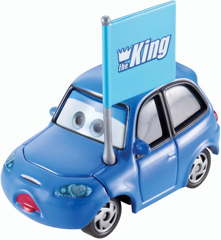 Amazon Com Disney Pixar Cars Matthew True Blue Diecast Vehicle