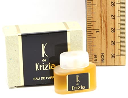 K De Krizia Eau De Parfum 0.10 Oz MINI by Krizia for Women
