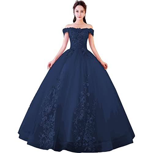 Navy Blue Dress Sweet 16: Amazon.com