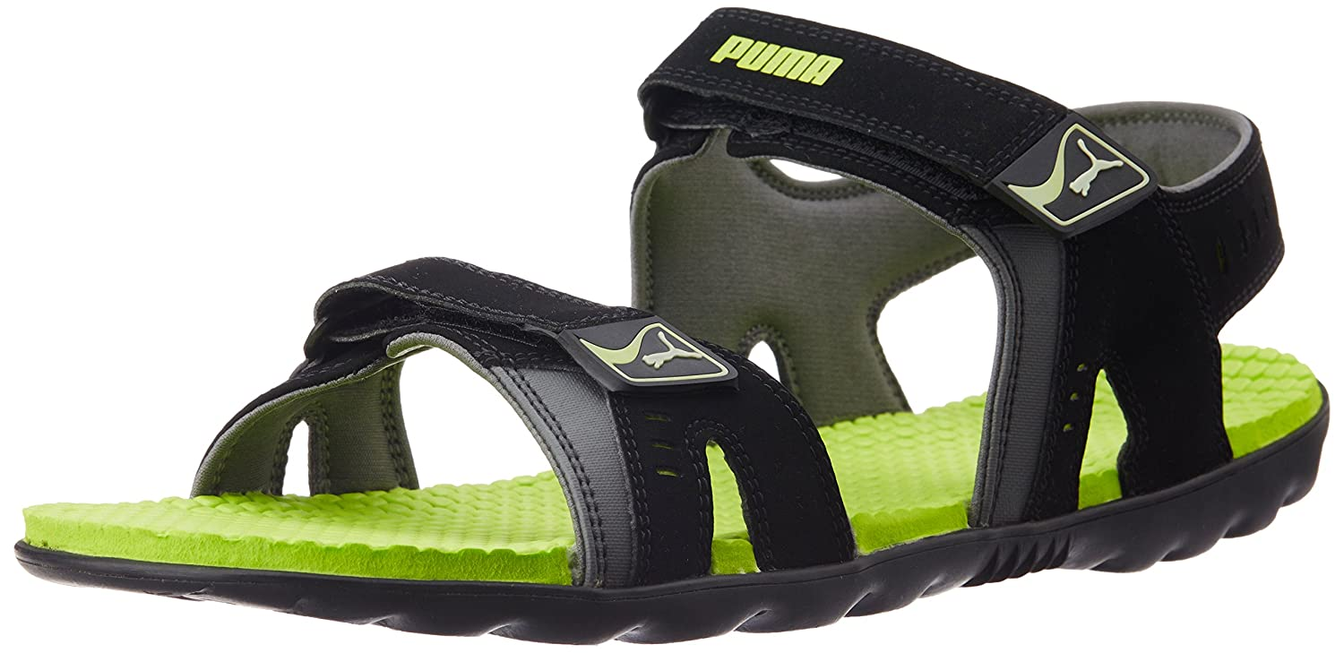 Puma Unisex Silicis Buck DP Rubber Athletic   Outdoor Sandals  Buy Online  at Low Prices in India - Amazon.in e93b3f5739