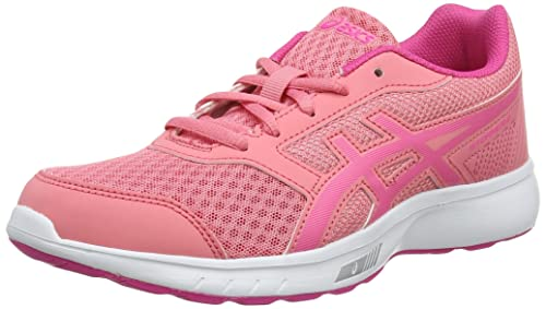b8aeddeabc3f ASICS Women s Stormer 2 Running Shoes Black  Amazon.co.uk  Shoes   Bags