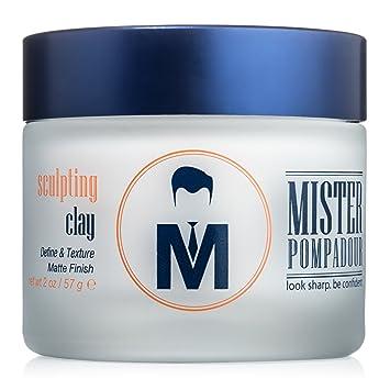 Buy Mister Pompadour Medium Hold Matte Finish Best Hair Sculpting
