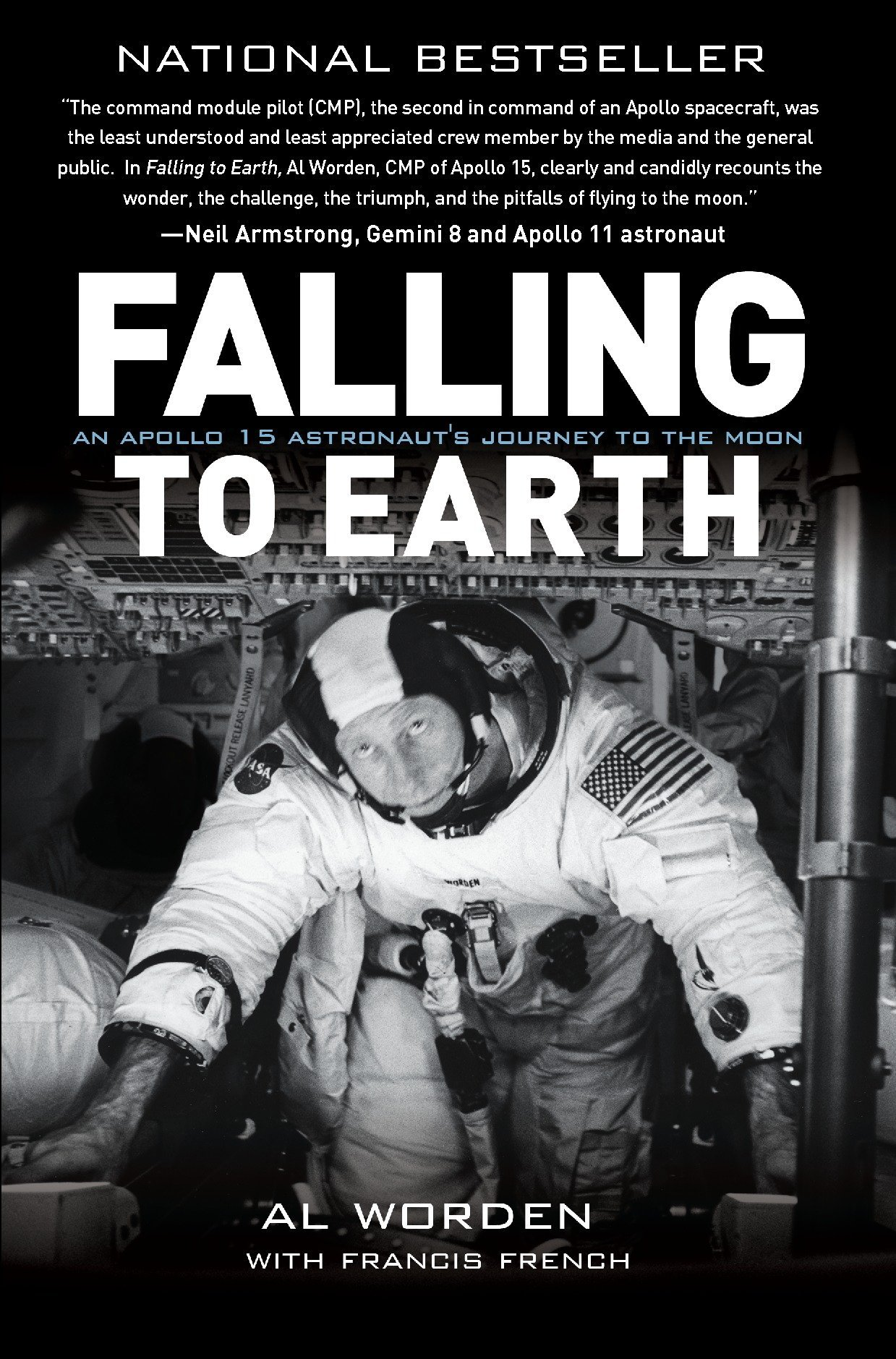 Download Falling to Earth: An Apollo 15 Astronaut's Journey to the Moon pdf epub