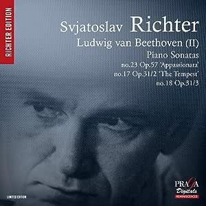 Beethoven Piano Sonatas Nos.17 18 23