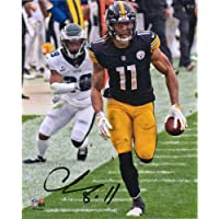 """Chase Claypool Pittsburgh Steelers Autographed 8"""" x 10"""" Vertical Photograph - Autographed College Photos photo"""