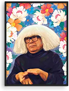 "HAUS AND HUES Danny Devito Posters for Dorm Room It's Always Sunny in Philadelphia Posters for College Dorm | Funny Posters for Men | Funny Home Decor | Posters for Guys | Unframed, 12"" x 16"""