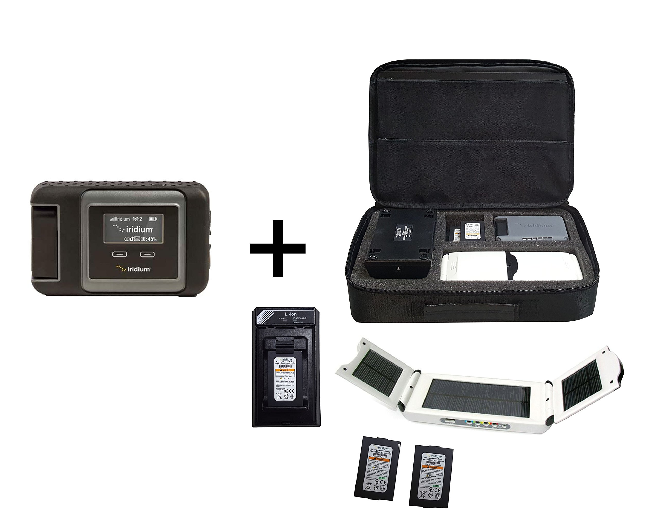 SatPhoneStore Iridium GO! Off the Grid Package by iridium