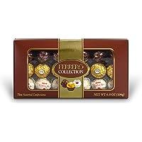 Ferrero Collection Fine Assorted Chocolates, 18 Piece Gift Box, 6.8 oz